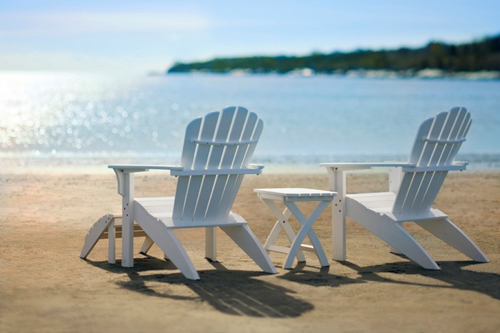 Brilliant Patio Furniture Ashley Seaside Casual Coastline Ncnpc Chair Design For Home Ncnpcorg